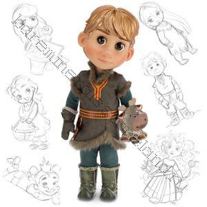 Кукла Кристофф в детстве Холодное сердце