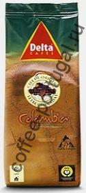 """Кофе """"Delta Colombia"""" в зернах  250 гр"""