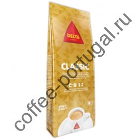 "Кофе ""Delta Classic"" молотый  250 гр"