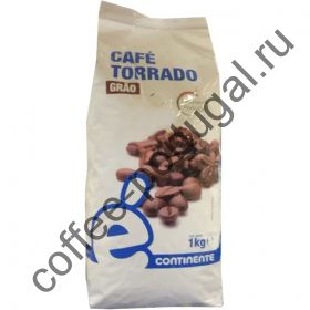 "Кофе ""Continente E"" в зернах  1 кг"