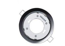 Светильник GX53 (чёрный хром)