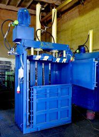 Пресс гидравлический пакетировочный ПГП-30МУШ
