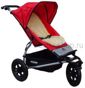 Накидка на сидение из овчины Mountain Buggy LambsWool Liner