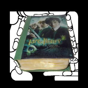 "Торт ""Гарри Поттер 2"""