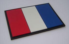 нашивка флаг Франции (République Française, France)