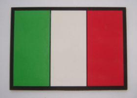 нашивка флаг Италии (Italia, Repubblica Italiana, итальянский флаг)