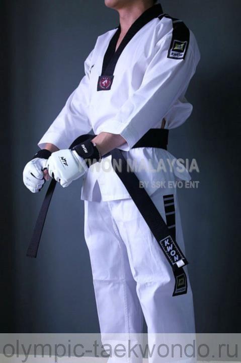 Добок униформа KWON для тхэквондо WTF добок Grand Victory Uniform