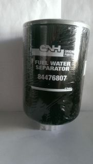 Фильтр топливный 84476807