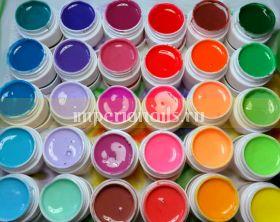 Набор гель матовый Professional  Pure Colors 30 шт