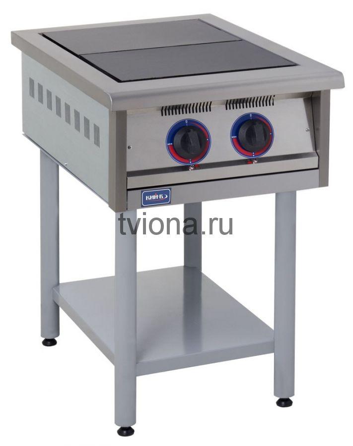 Плита профессиональная ПЕ-2B