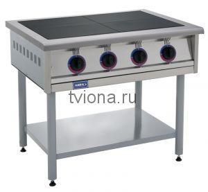 Плита профессиональная ПЕ-4