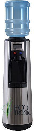 Кулер для воды Ecotronic P3-LPM black/silver