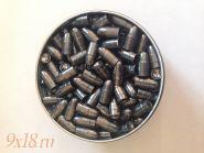 """Пуля пневматическая тяжелая """"R.U.G.L. SUPER"""", кал. 5,6 мм. (.22LR), 41.66 гран  / 2,7 грамма (200 шт.)"""