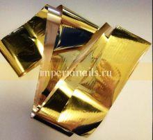 Золотая фольга переводная для литья