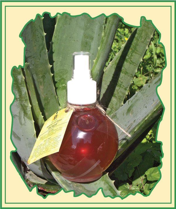 Бальзам для волос с распылителем «Исида»