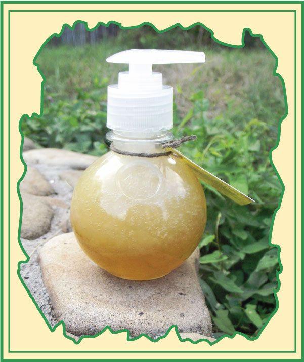 Жидкое мыло «Кастильское» для умывания