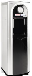 Кулер для воды LESOTO 555 LD-C silver-black