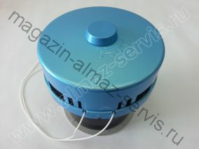 Цветной оголовок приточного клапана КПВ-125 №3 (КИВ-125)