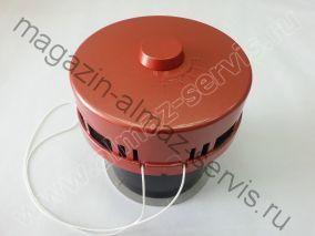 Цветной оголовок приточного клапана КПВ-125 №5 (КИВ-125)