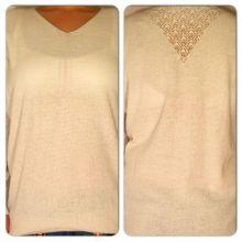 Блуза женская большой размер
