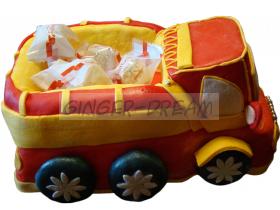 Детские торты на заказ Ginger Dream