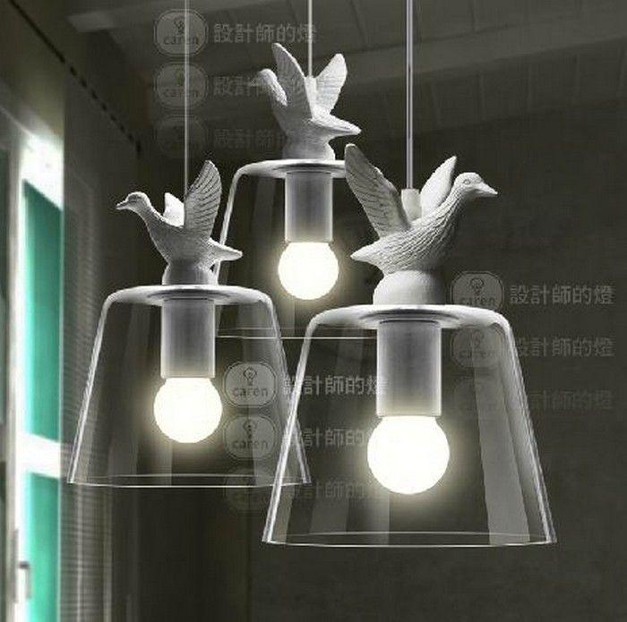 Потолочный светильник Три утки