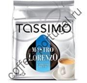 "Кофе ""Tassimo Espresso Descafeinado Mastro Lorenzo"" в капсулах"