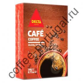 """Кофе растворимый """"Delta"""" 10 пакетов"""