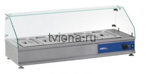 Витрина тепловая настольная ВТН-5-1055