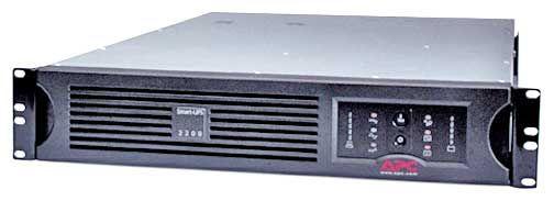 APC by Schneider Electric Smart-UPS 2200VA USB & Serial RM 2U 230V