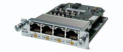 Cisco Модуль HWIC-4ESW