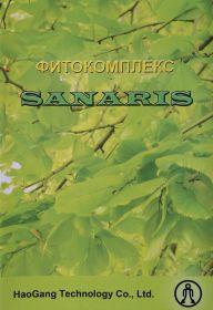 Брошюра Sanaris. Противопаразитарный компелекс.