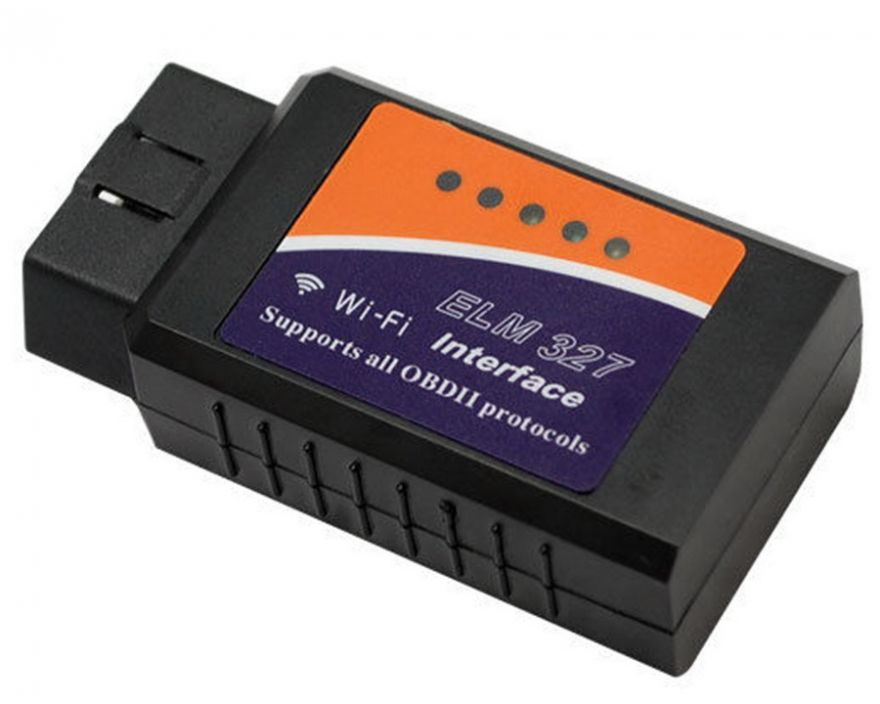 ELM327 WiFi чип PIC18F25K80