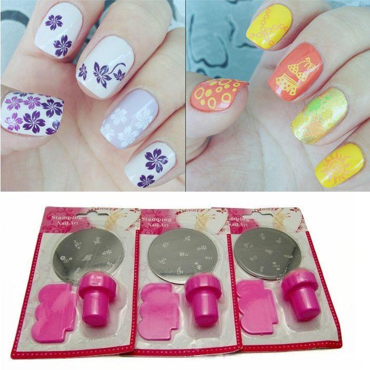 Набор Стемпинг для ногтей Bd-005