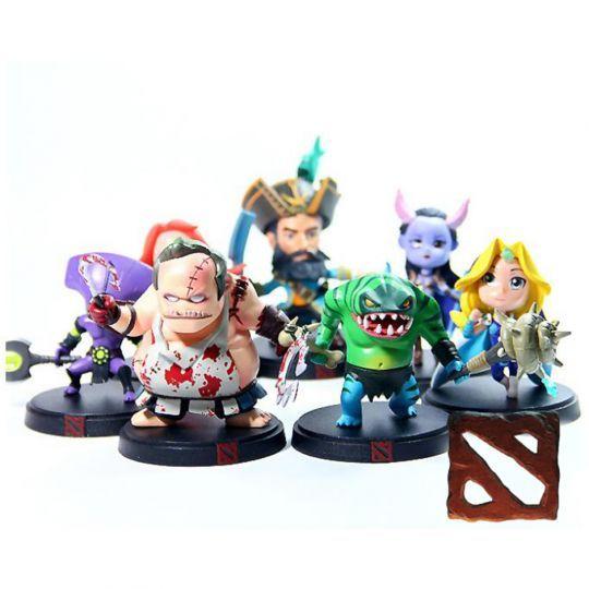 Комплект из 7 героев Dota 2