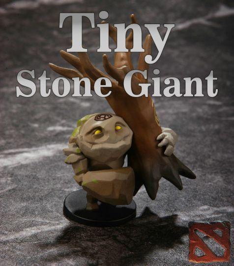 Фигурка героя Tiny