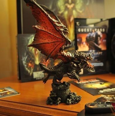Фигурка героя Dragon