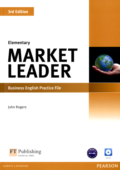 Market Leader 3rd Edition Elementary Practice File and Audio CD