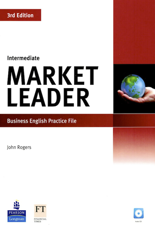 Market Leader 3rd Edition Intermediate Practice File and Audio CD
