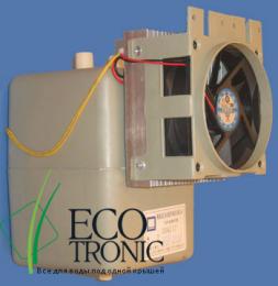 Замена электронного блока охлаждения в сборе