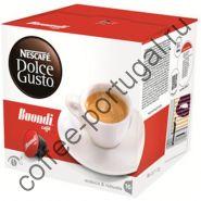 "Кофе ""Nescafe Dolce Gusto Espresso Buondi"" 16 капсул"