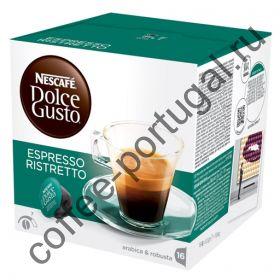 "Кофе ""Nescafe Dolce Gusto Espresso Ristretto"" 16 капсул"