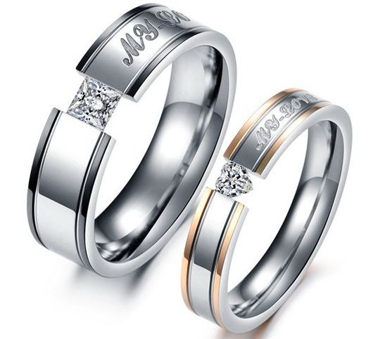 Обручальные кольца My Love