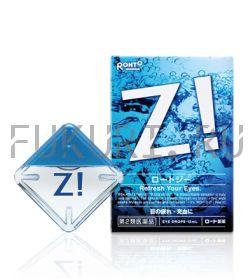 Глазные капли ROHTO Z! 12ml