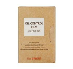 THE SAEM OIL CONTROL FILM - матирующие салфетки