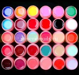 Гель краска Colors Pure