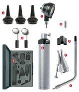 Оториноскоп с принадлежностями (набор Бейсик С10)