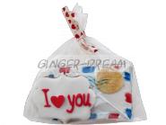 Валентинки | Подарки любимым Наборы пряников «Я вам пишу»