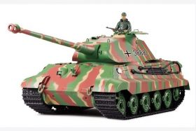 Танк Heng Long GERMAN KING TIGER 1:16