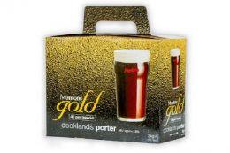 Muntons GOLD - Docklands Porter (3 кг) в наличии